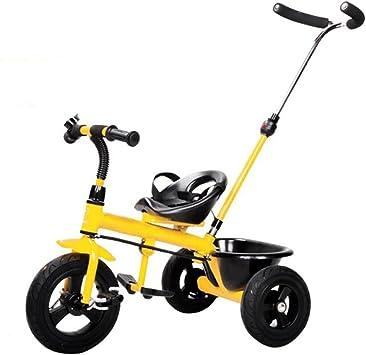 Bicicletas bicicleta polivalente empuje triciclo para niños ...