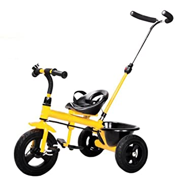 Bicicletas bicicleta polivalente empuje triciclo para niños