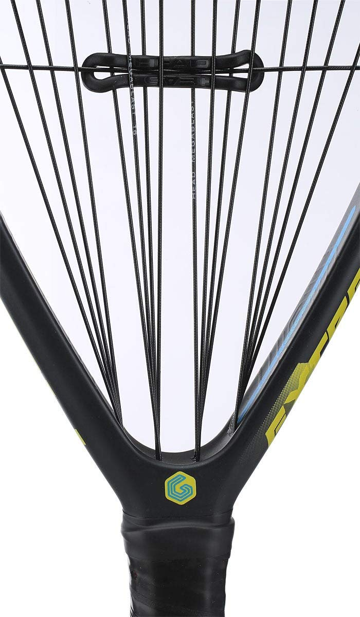 Amazon.com : Head Graphene Touch Extreme 165 Racquetball ...