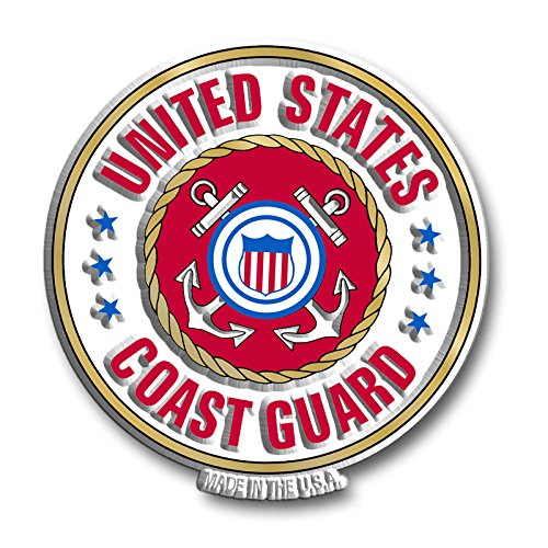 U.S. COAST GUARD Military Magnet