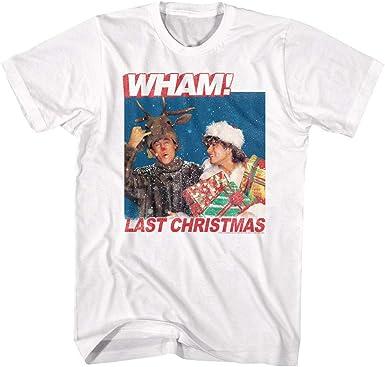 Wham English Music Duo - Camiseta para adultos
