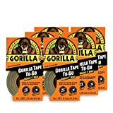 Gorilla Tape To-Go, 6 Pack