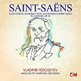 Saint-Sa??ns: Introduction and Rondo Capriccioso in A Minor, Op. 28 by Camille Saint-Sa??ns (2015-08-03)