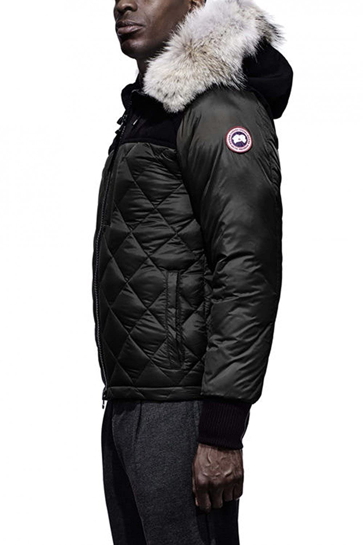 Canada Goose - Abrigo - para hombre caqui medium: Amazon.es: Ropa y accesorios