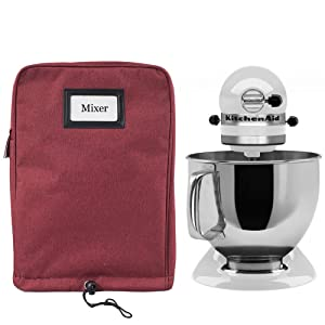 G.U.S. Designer Appliance Covers. Size: Large, For Mixers, Toaster Ovens, And Crockpots -- Great Features