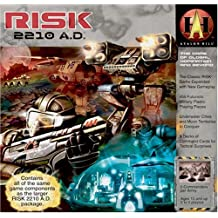 Wizards of the Coast Risk 2210 A.D. Game