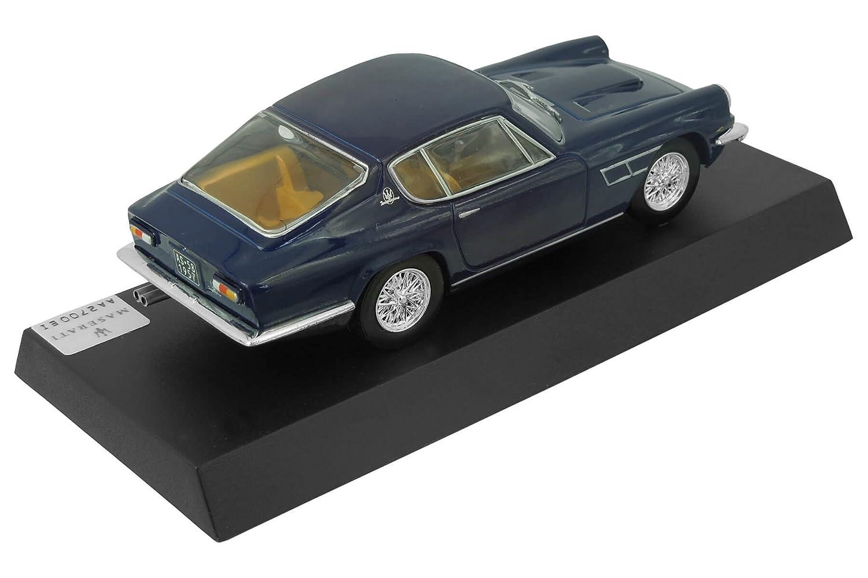 Maserati Mistral 1964 dunkelblau 1:43 Modellauto