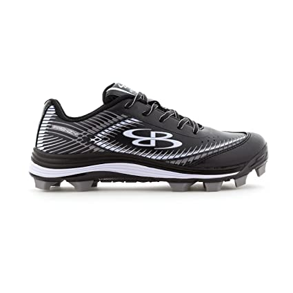 df3943fa7 Amazon.com  Boombah Women s Frenzy Molded Cleats - 13 Color Options ...