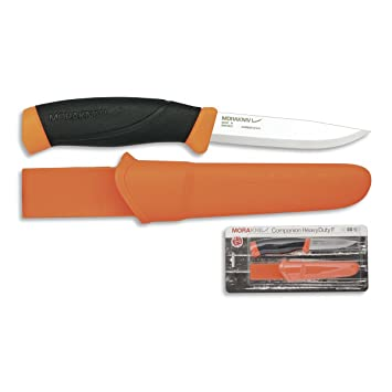 Cuchillo Morakniv HeavyDuty F Outdoor: Amazon.es: Electrónica