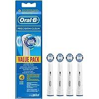 Oral-B Precision Clean Diş Fırçası Yedek Başlığı, 4 Adet