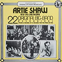 22 Original Big Band Recordings