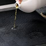 Shoe Disinfectant Mat & Poly-Backed Mat Kit for