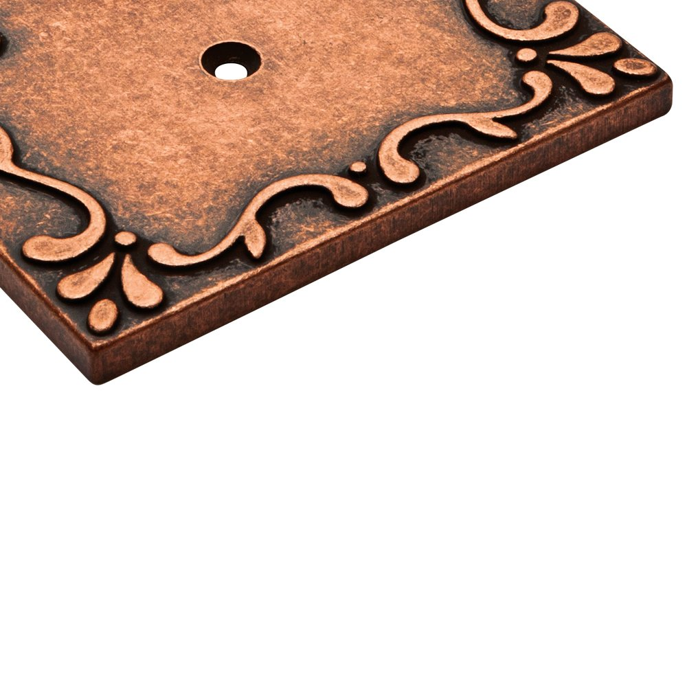 Franklin Brass W35075-CPS-C Classic Lace Switch/Decorator Wall Plate/Switch Plate/Cover, Sponged Copper by Franklin Brass (Image #5)