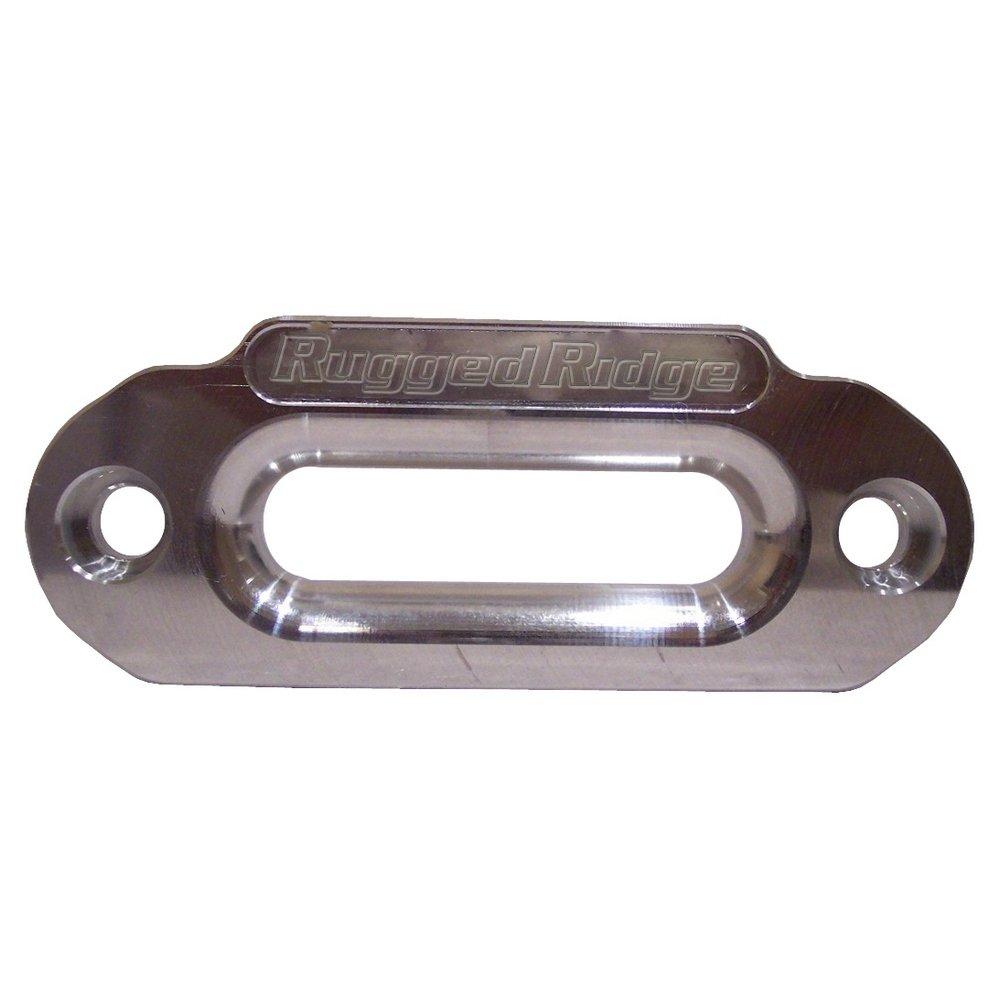 Rugged Ridge 61238.01 Aluminum Hawse Fairlead for UTVs