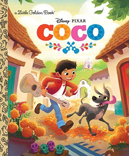Decorations In Mexico (Coco Little Golden Book (Disney/Pixar)
