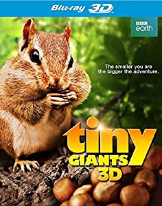 Tiny Giants 3D (Blu-ray) from BBC Home Entertainment
