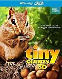 Tiny Giants [3D Blu-ray]