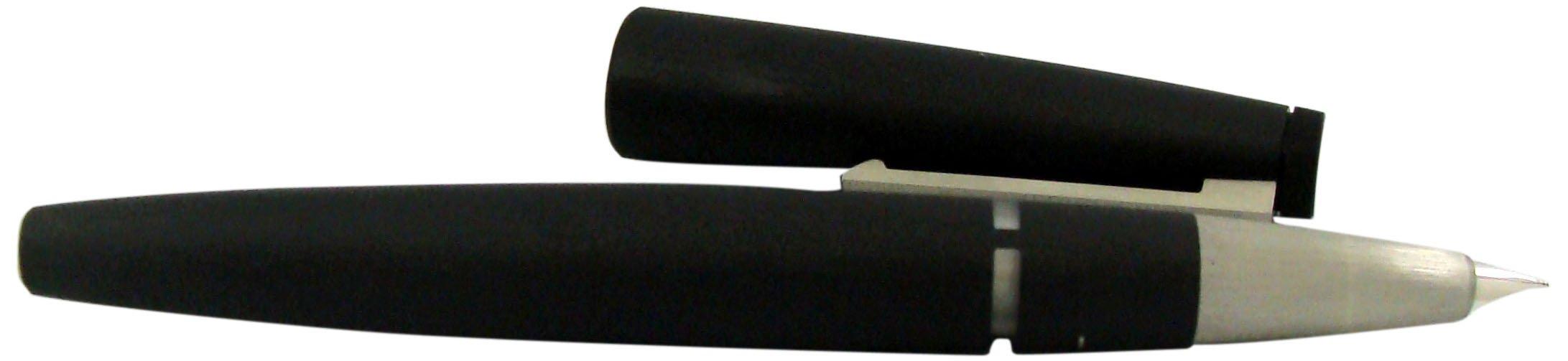 LAMY 2000 Fountain Pen Black Fine (L01F) by Lamy