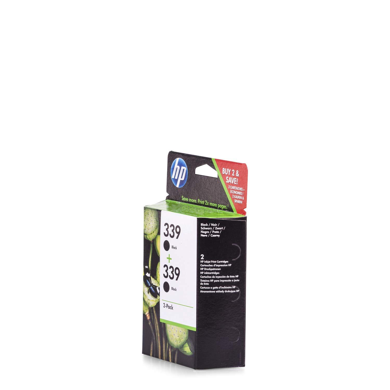 C9504EE HP Deskjet 6520 Cartucho de Tinta negro: Amazon.es ...