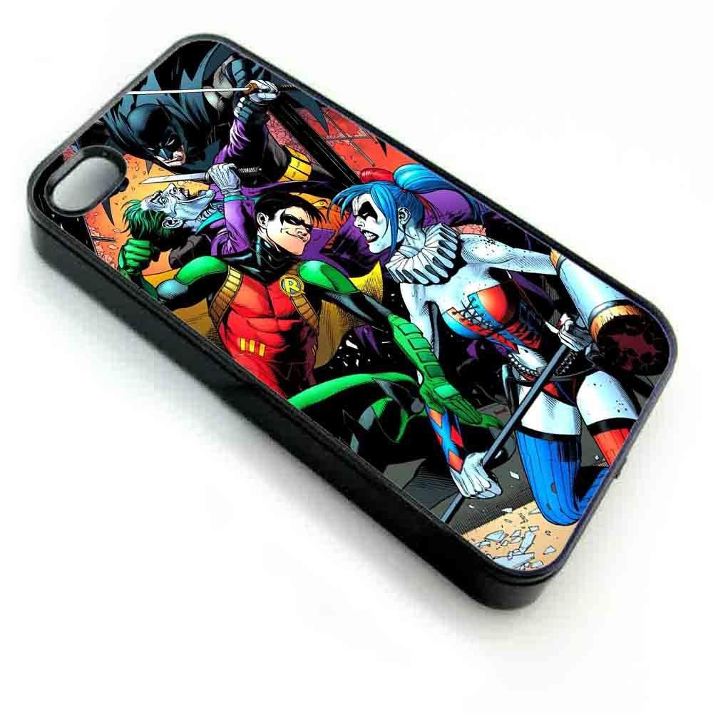 Amazon.com: Batman and Robin vs Joker and Harley Quin ...