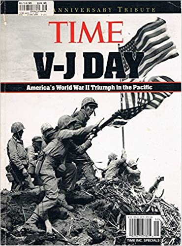 Book V-J Day: America's World War II Triumph in the Pacific- 60th Anniversary Tribute