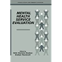 Mental Health Service Evaluation (Studies in Social and Community Psychiatry)