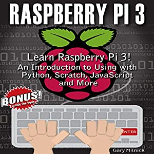Raspberry Pi 3 Audiobook