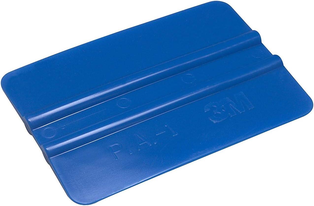 Hand Applicator, Vinyl, Blue, PK 25