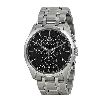 énorme réduction 46df7 e7136 Tissot T0356171105100 Couturier Chronograph Watch