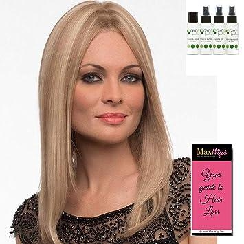 Amazon.com : Sophia Wig Color MEDIUM BLONDE - Envy Wigs 16 ...