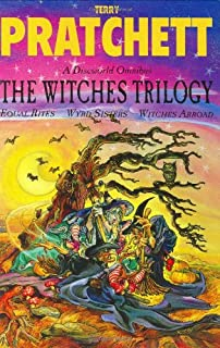 the witches trilogy a discworld omnibus equal rites wyrd sisters - The Color Of Magic Book