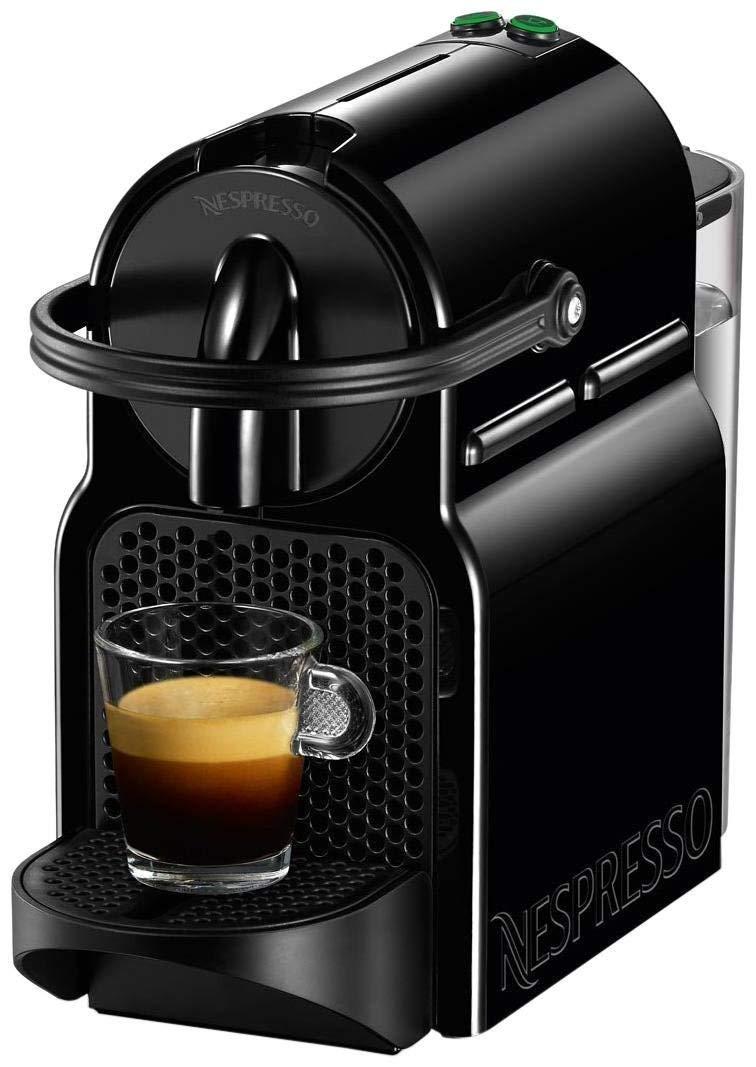 Nespresso Inissia Espresso Maker, Black (Discontinued Model) (Renewed)
