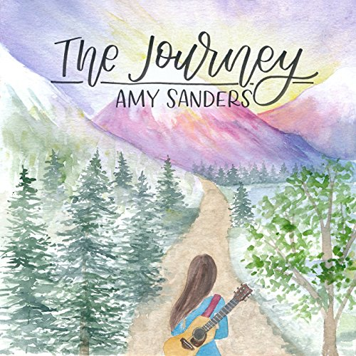 Amy Sanders - The Journey 2017
