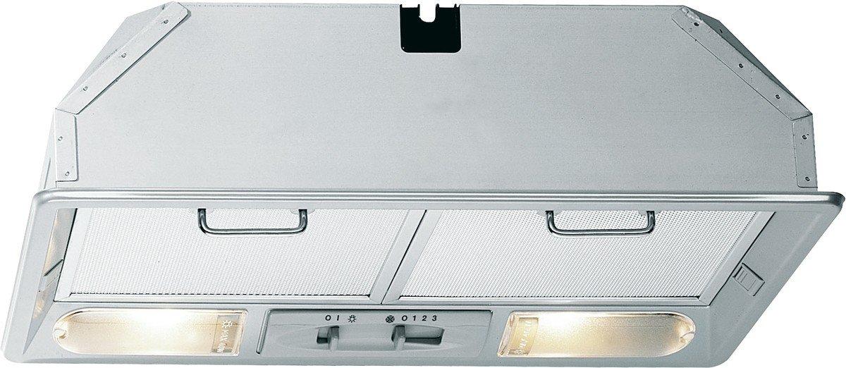 Gorenje DL610SR/N - cooker hoods (Ceiling built-in, Recirculating, Halogen, Stainless steel, Stainless steel, Metal) [Energy Class E] DL 610 SR/N de_B003CP0GAO