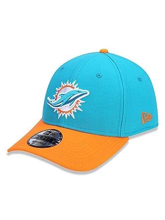 BONE 940 MIAMI DOLPHINS NFL ABA CURVA VERDE NEW ERA  Amazon.com.br ... ec375535ef3
