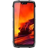 Blackview BV9700 PRO - Smartphone para exteriores Android 9.0 4G LTE, 5.84 pulgadas, visualización AMOLED 19:9 FHD, Helio P70 6 GB + 128 GB, batería de 4380 mAh, IP68/IP69K resistente al agua/polvo, NFC, prueba de frecuencia cardíaca, 9700pro without night vision version