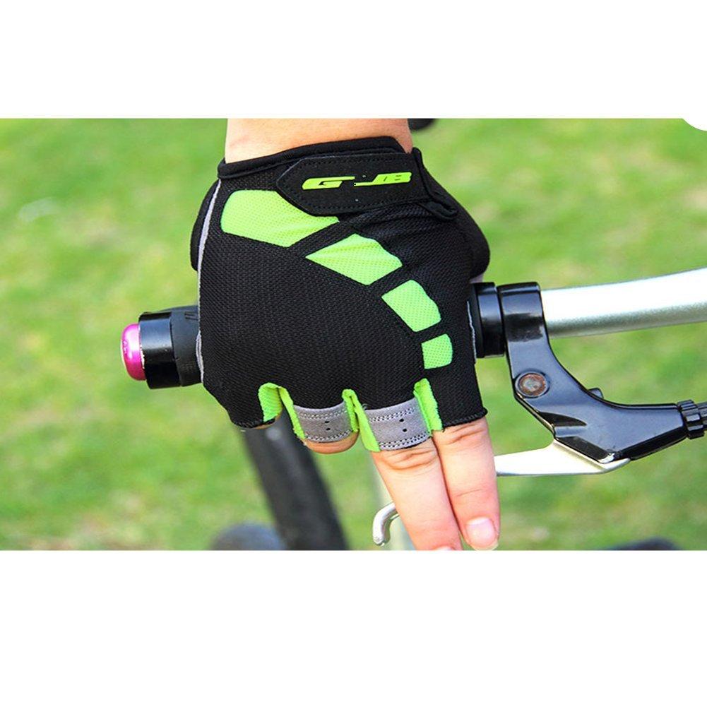 Gloves Absorción de Choque de Silicona Verano Transpirable ...