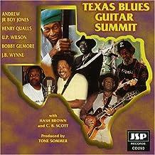 Texas Blues Guitar Summit