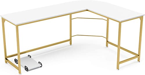 Teraves Reversible L Shaped Desk/Computer Desk