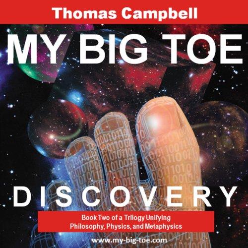 Discovery: My Big TOE, Book 2