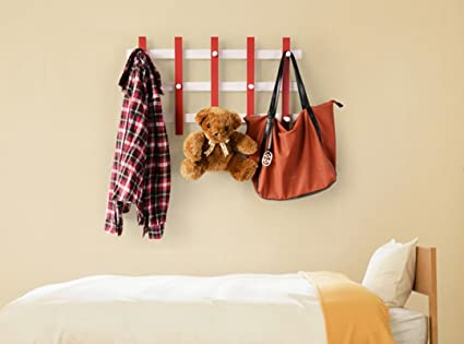 Amazon.com: LXY Simple Clothes Hook Wall Hanging Creative ...