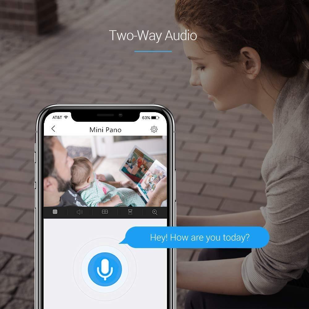 Audio Bidireccional Servicio de Nube Disponible Compatible con Alexa