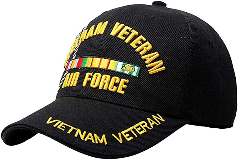N//M US Special Forces Air Force Hat Veteran Cavalry Army Cap
