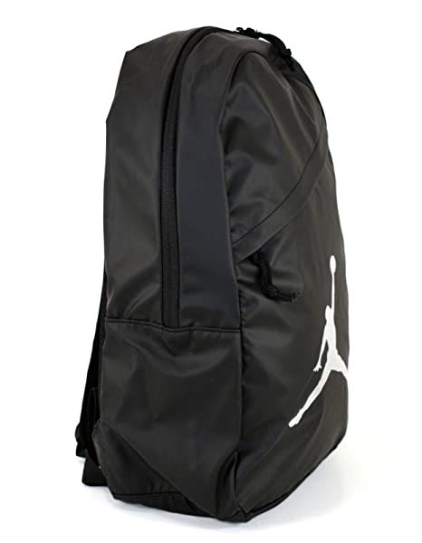e8913a0a0598 Amazon.com  Nike AIR JORDAN Backpack Crossover Pack (Black)  Sports    Outdoors