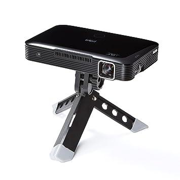 sanwadirect funda para proyector 200 lúmenes con HDMI, función de ...