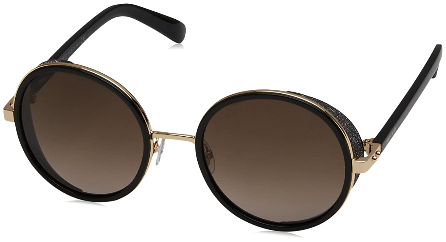 0a129b55804f Amazon.com  Jimmy Choo Women s Andie S Gold Copper Brown Mirror Gold  Sunglasses  Jimmy Choo  Clothing