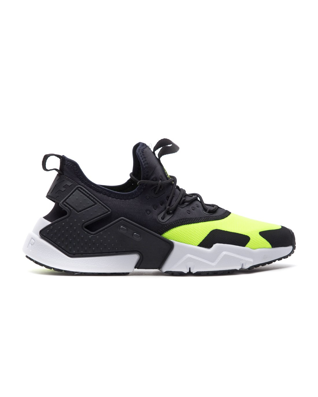on sale cb090 252c1 Galleon - NIKE Men s Air Huarache Drift Volt Black White AH7334-700 (Size   8)