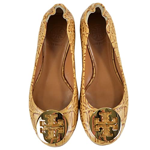 9d432d10dcdf Image Unavailable. Image not available for. Color  Tory Burch Reva Petit  Dorothy Croc Print ...