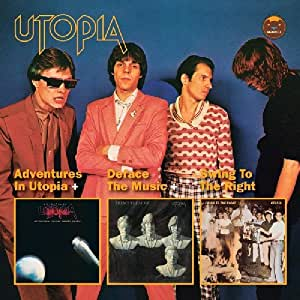 Adventures in Utopia / Deface the Music