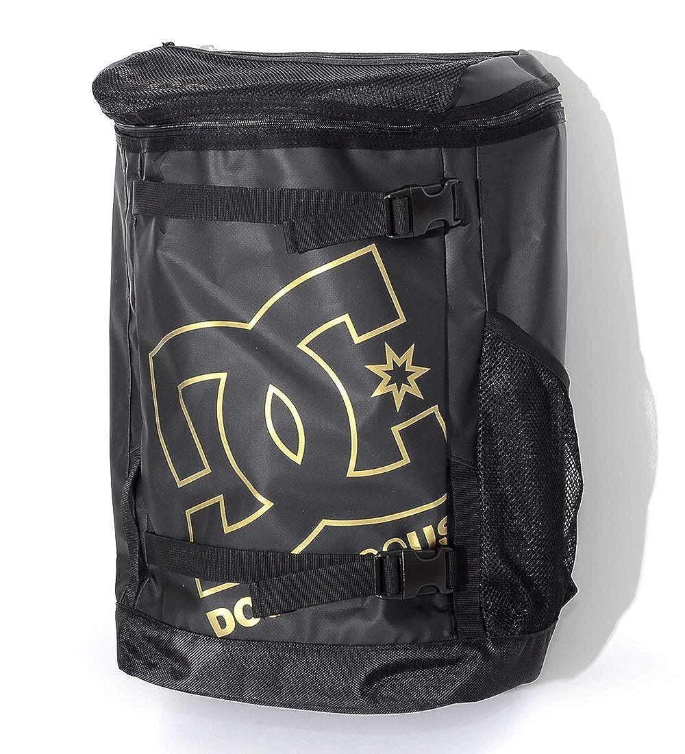 DC SHOES ディーシーシューズ バックバッグ バッグ リュック ロゴ箔プリント メッシュポケット (5130E902) F BG3   B07NCR25B2